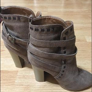 Booties for women size 7.5 M